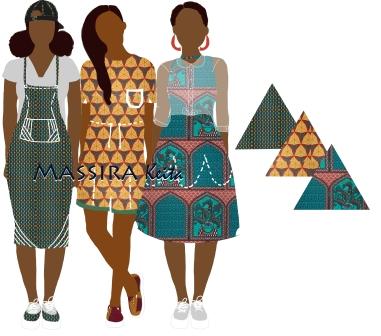 massira_keita_fashion_illustration_wax_african_print